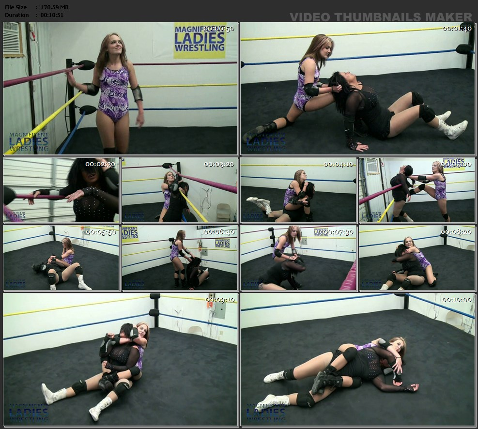 Magnificent ladies wrestling pictures and movies 5